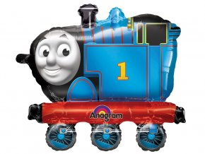 eng pl Airwalker Thomas Friends Foil Balloon 63x58 cm 1 pc 31240 1