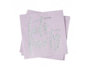 gv 916 holographic lets party napkins cutout min