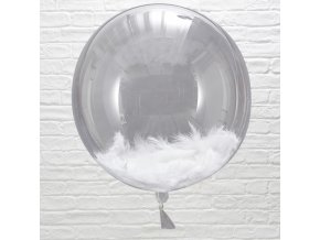 bb 310 feather filled orb balloon min
