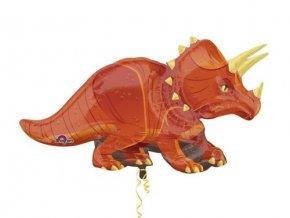 eng pm Triceratops Supershape Foil Balloons 106 x 60 cm 1 pc 19984 1