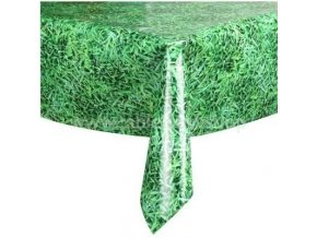 Obrus ,,trávnik,, 1,37x2,74m