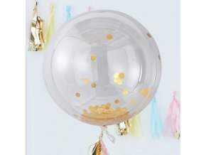 pm 388 giant gold confetti orb balloon v2 min