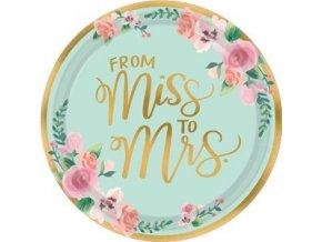 Tanier From Miss to Mrs 8ks