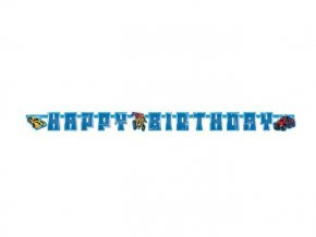 eng pl Transformers Happy Birthday Letter Banner 27612 1 (1)