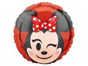 eng pl Minnie Birthday Girl Standard Foil Balloons 43 cm 30515 2