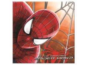 eng pl Lunch napkins The Amazing Spiderman 2 33 cm 20 pcs 12645 2