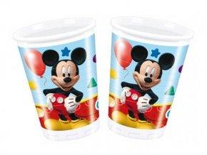 Pohár Mickey Mouse Clubhouse 8ks