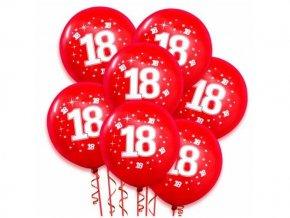 eng pl 18th Birthday Balloons 30 cm 5 pcs 22333 4