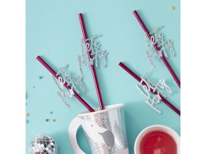 gv 917 hot pink lets party straws min