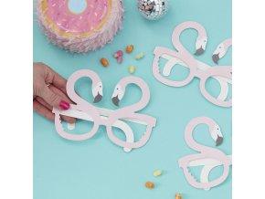 gv 926 flamingo shaped fun glasses min