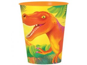 Pohár Dinosaurus 1ks