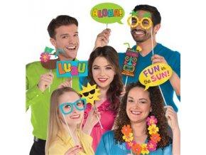 Fotorekvizity Luau aloha party 13ks