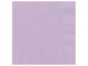 eng pl Beverage napkins lavender 25 cm 20 pcs 25566 1