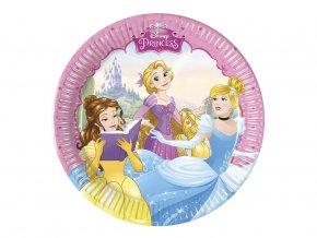 eng pl Paper plates Princess Dreaming 20 cm 8 pcs 41490 2
