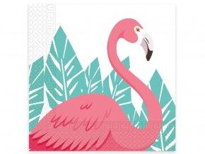 eng pl Lunch napkins Flamingo 33 cm 20 pcs 31733 1