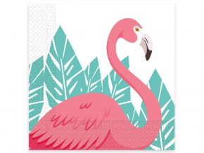 eng pl Lunch napkins Flamingo 33 cm 20 pcs 31733 1