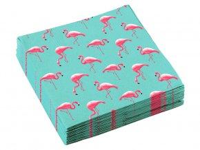 eng pl Lunch napkins Flamingo 33 cm 20 pcs 33451 2
