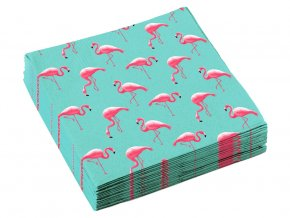 eng pl Lunch napkins Flamingo 33 cm 20 pcs 33451 2