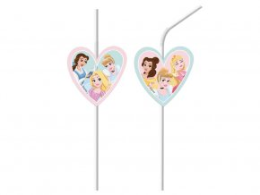 eng pl Drinking straws Princess Dare To Dream 6 pcs 31658 2