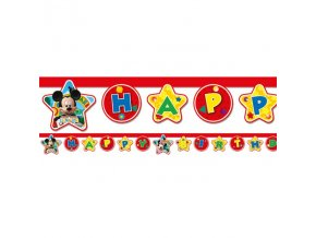 Banner Mickey Mouse Clubhouse