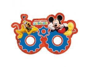 Maska Mickey Mouse Clubhouse 6ks