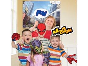Rekvizity do fotokútika spiderman 12ks
