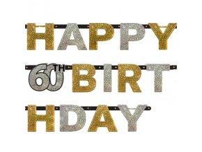 Banner 60happy birthday