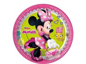 Tanier Minnie Mouse pink 8ks