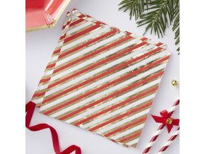 rg 321 candy cane striped paper napkin v2 min
