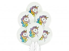 eng pl Latex ballon Unicorn 30 cm 1 pc 33571 2
