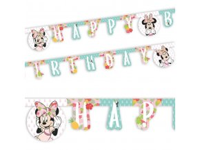 minnie maus buchstabenkette happy birthday 2m 23 89238 1