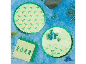 rr 316 dinosaur paper plates