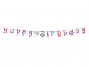 eng pl Rainbow Unicorn Happy Birthday banner 32553 2