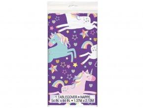 eng pl Tablecover Unicorn 137 x 213 cm 1 pc 31535 2