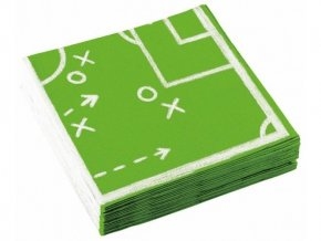 eng pl Lunch napkins Football 33 cm 20 pcs 31159 1