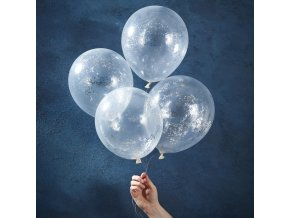 sl 319 silver glitter baloons min
