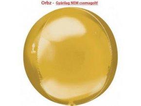 arany gold orbz folia lufi n2820599