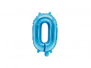 pol pl Balon foliowy cyfra 0 niebieska 35 cm 34058 1