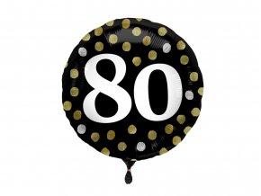 eng pl Standard Happy Birthday Foil Balloon 45 cm 48503 1