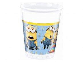 eng pl Minions Plastic Cups 200 ml 8 pcs 22966 1