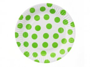 Tanier BODKY zelené 18cm, 6ks v balení