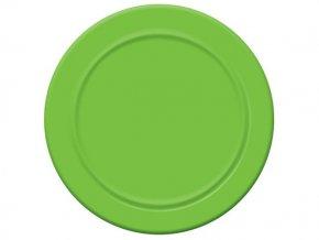 Tanier zeleno pistaciový 18cm 6ks v balení