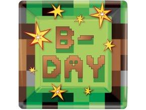 Tanier Minecraft - TNT party 8ks