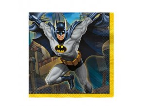 servítky Batman party 25cm
