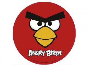Tortová Oblátka angry Birds