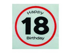 """Servitky s číslom """"18"""""""