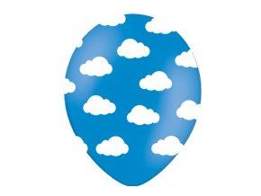 Balóny Obláčik  6ks v balení