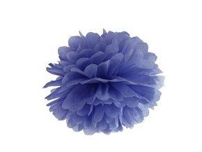 Pompon fialový 35cm