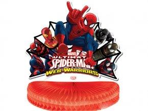 Stolová dekorácia Spiderman
