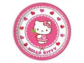 Tanier Hello Kitty 19,5cm, 8ks  v balení